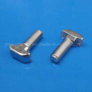 Hammer Head Bolt T-Bolt for 45 Series Aluminum Extrusion pictures & photos