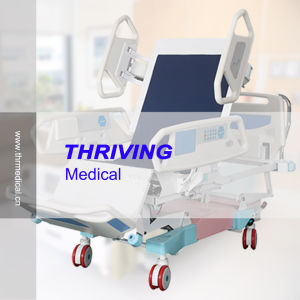 Thr-Eb8800 Medical Electric Hospital Bed with 8 Functions pictures & photos