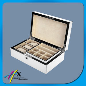 Luxury Customized Lacquered Wooden Perfume Jewelry Box pictures & photos