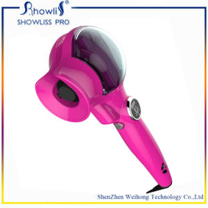 Showliss Newest Instant Curl Machine Steam Curling Iron for Curly Hair pictures & photos
