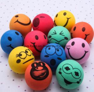 Hot New Toys EVA Wholesale Stress Ball EVA Foam Ball