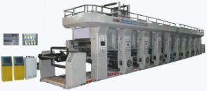 Rotogravure Printing Machine for BOPP, PVC Film pictures & photos