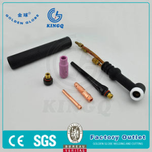 Wp18 Water Cooled TIG Welding Torch Parts with CE pictures & photos