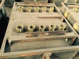 Customized Die Casting Engine Part pictures & photos