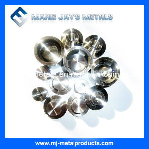 High Quality Titanium Alloy Machined Parts pictures & photos
