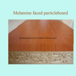 15mm/16mm/18mm/25mm Melamine Liminited Particle Board pictures & photos