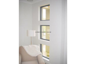 Distinctly Living Room Sliding Double Glass Aluminium Doors and Windows pictures & photos