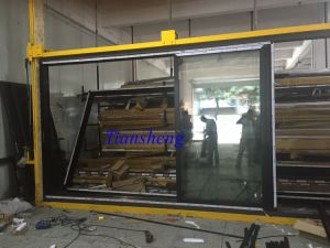 Aluminum Sliding Door/Stacker Door pictures & photos
