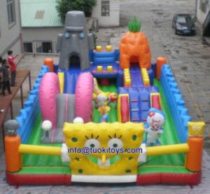 Customized Inflatable Castle for Amusenment Park (A242) pictures & photos