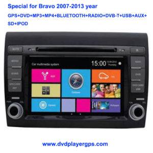 Special Android 4.4 System Car DVD Player for Bravo 2007-2013 pictures & photos