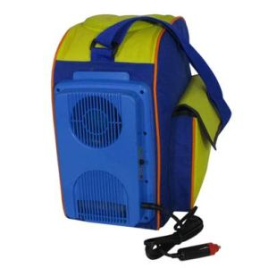 Portable Electronic Soft Cooler Bag 14liter DC12V for Outdoor Leisure Activity Application pictures & photos