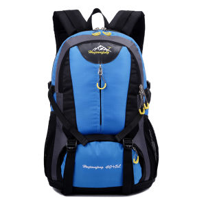 Fashion Genuine Leather Laptop Backpack pictures & photos
