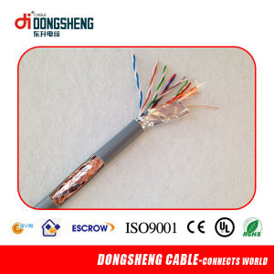 Manufacturer Since 1992 UTP/FTP/SFTP CAT6 LAN Cable/Network Cable with Cu/CCA/CCS pictures & photos