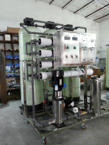 3000L/H Reverse Osmosis System Industrial Water Purifier with Ultraviolet Sterilization pictures & photos