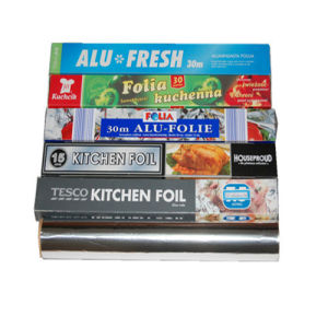 China Supplier House Kitchen Foil pictures & photos