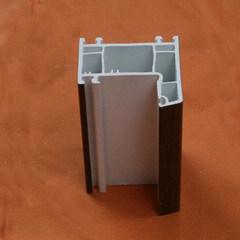 Customized PVC Window Frame Plastic Profiles pictures & photos