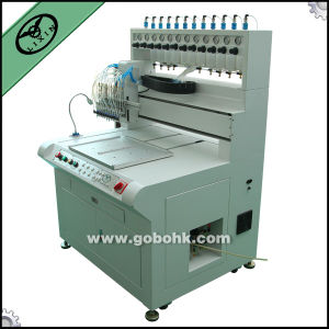 Soft PVC Label Making Machine pictures & photos