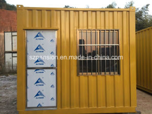 Low Profit a-Level Fireproof Panels Folding Mobile Prefabricated/Prefab House pictures & photos