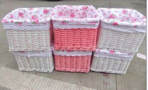 (BC-ST1062) Pure Manual Natural Willow Basket pictures & photos