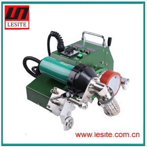 Close to Leister Uniplan E Plastic Handheld Hot Air Welder