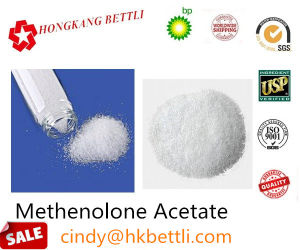 Steroid Hormone Powder Methenolone Acetate pictures & photos