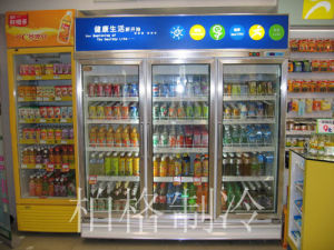 Assemble Type Supermarket Convenience Store Walk in Cooler pictures & photos
