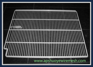 PE Coating Welded Metal Wire Shelf for Fridge or Freezer pictures & photos