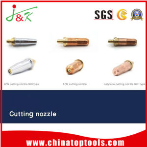 Inch Size Cutting Torch Nozzle Cutting Nozzle pictures & photos