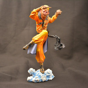 Customized Real Life Figurine with Solid Resin Material pictures & photos