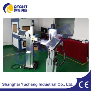 Industrial Level Laser Marking Machine for Metal pictures & photos