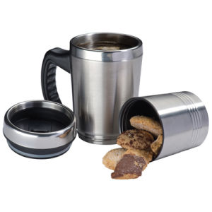 2 In1 Metal Thermo Mug, Coffee Mug (CL1C-E167) pictures & photos