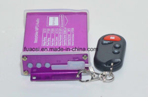 MP3 Audio Motorcycle Alarm System with Wheel Shape pictures & photos