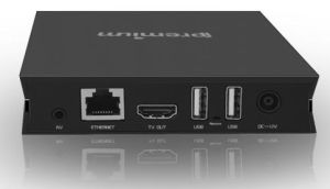 2015 Hottest Amls805 H. 265 Kodi Android TV Box pictures & photos