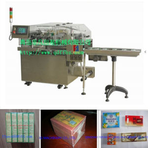 Multifunction Automatic Plastic Film Box Cellophane Wrapping Machine for Sale pictures & photos