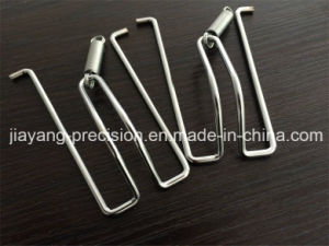 Spring Loaded Metal Clip for Cash Drawer pictures & photos