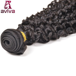 Water Curl Natural Brazilian Virgin Hair Extension pictures & photos