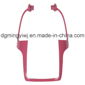 Zinc Alloy Die Casting for Projector Shelves (ZC9002) with Red Appearance Made in Dongguan pictures & photos