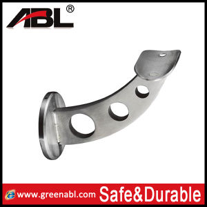 Stainless Steel Balustrade Handrail Tube Bracket pictures & photos