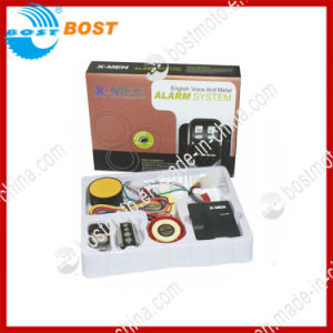 English Voice Speaking Motorcycle Parts Alarm System pictures & photos