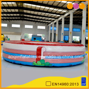 Inflatable Mechanical Riding Bull Game (AQ1741) pictures & photos