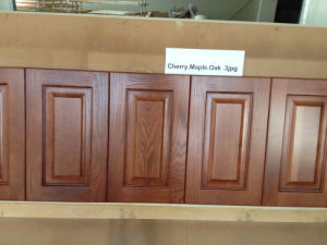 Walnut Solid Wood Base Cabinet for Kitchen Use pictures & photos