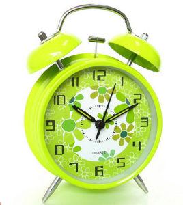 Wholesale Logo Printed Table Alarm Clock
