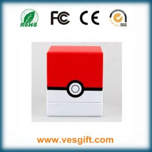 Pokemon Go Portable Power Bank with LED Light 10000mAh pictures & photos