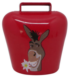 Wholesale Swiss Cowbells Magnet in Customized pictures & photos