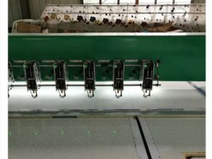 Embroidery Machine for Textile Industry with Good Technology pictures & photos