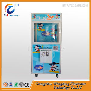 Made in China Crane Claw Style Toy Game Machine pictures & photos