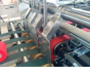 Automatic Corrugated Carton Folder Gluing Machine pictures & photos