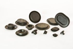Equipment Custom Rubber Hole Plug