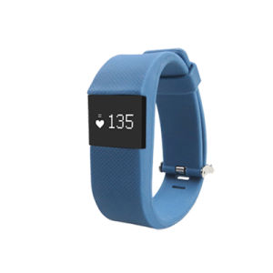 Fashion OLED Smart Sync Bracelet with Heart Rate Monitor (TW64S) pictures & photos