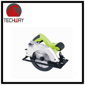 Electric Circular Saw Without D-Shape Front Handle pictures & photos